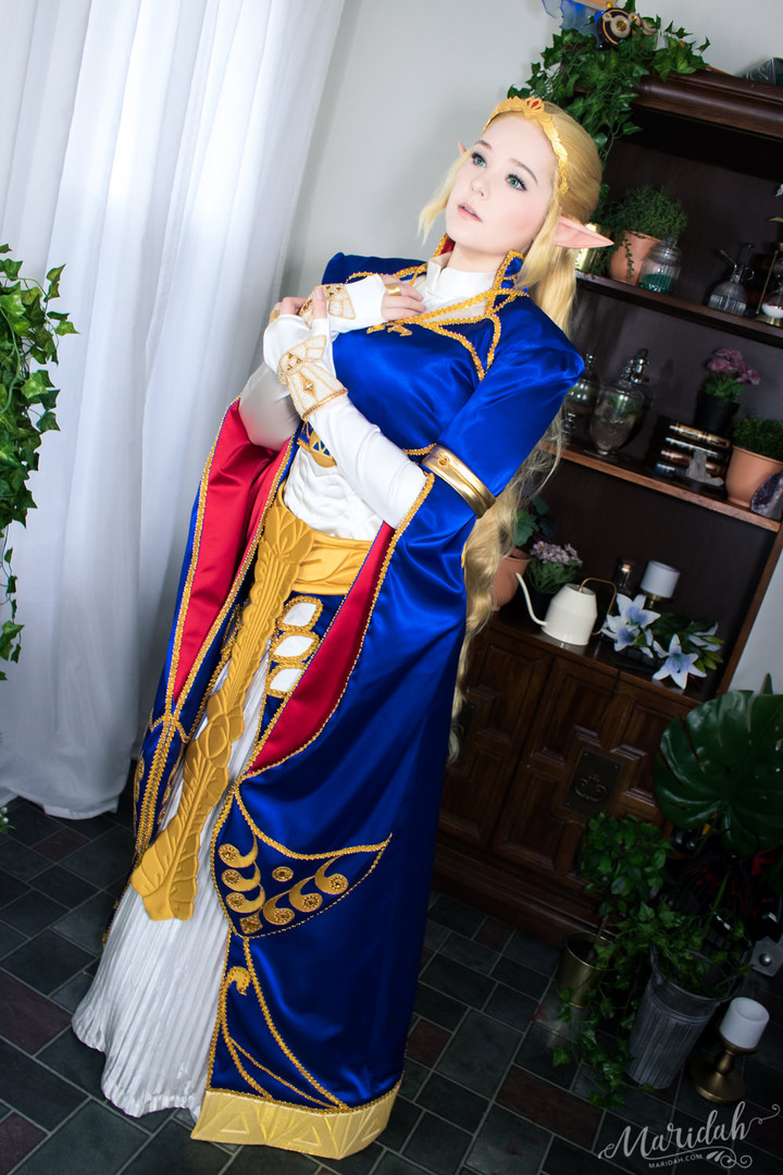 Royal Dress Zelda