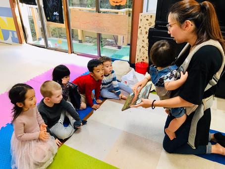 ピアノ・リトミッククラス:2歳〜3歳