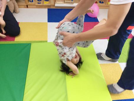 1歳児・正課体操