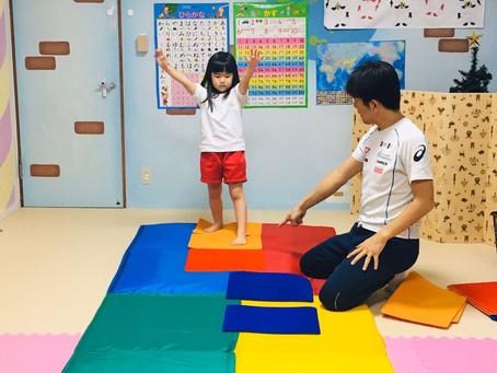 体操クラス:DAISUKE先生