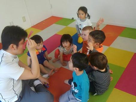 体操クラス:2歳児