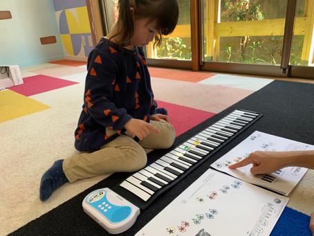 ピアノ・リトミッククラス