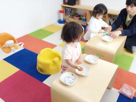1歳児・小学校受験対策(生活動作)
