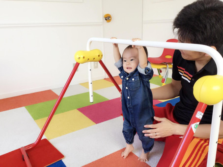 1歳児・体操