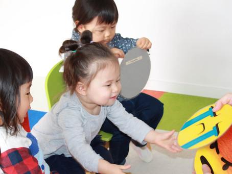 1歳児・座る習慣