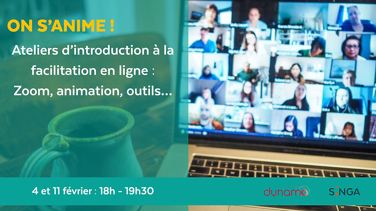 Atelier: Introduction à la facilitation en ligne - Séance 2