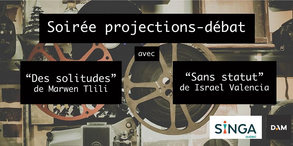 Soirée projections-débat avec Diversité Artistique Montréal