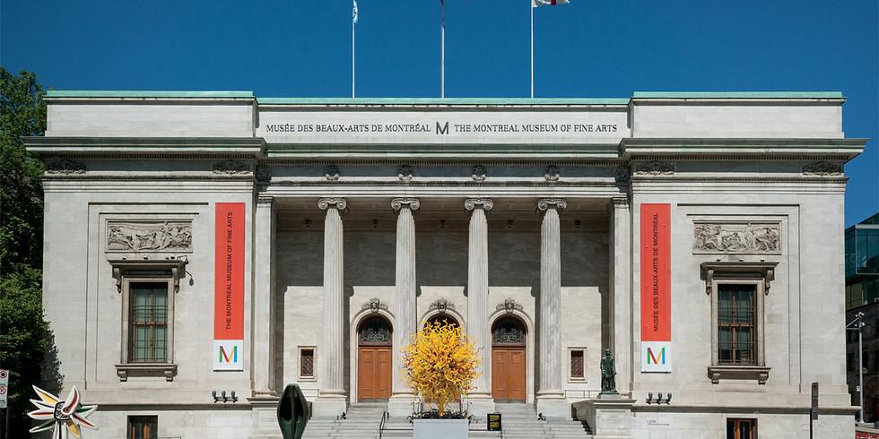 Visite au Musée des Beaux-Arts