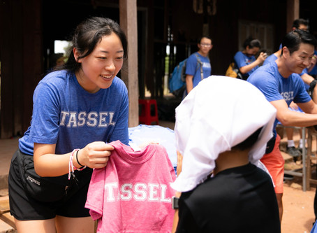 What It's Like to Be a Tassel Volunteer