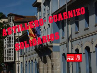 3.750 EUROS HEMOS ALCANZADO EN EL FONDO DE SOLIDARIDAD DEL PSOE ASTILLERO-GUARNIZO