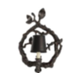 Michel Aram Sleepy Hollow Wall Lamp