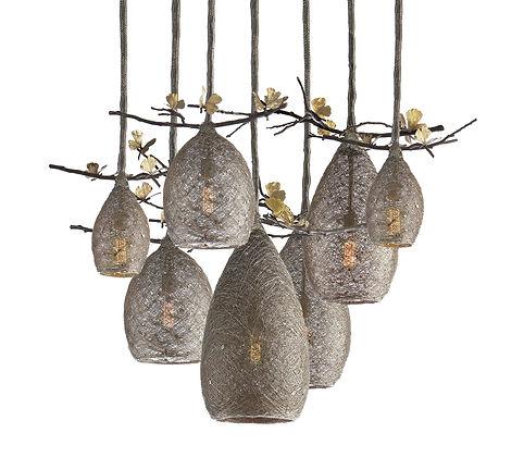 MIchael Aram Cocoon Pendant Lamp