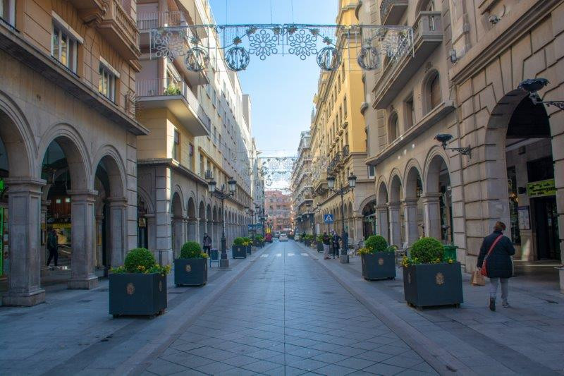 Granada ulica potujoči brlog