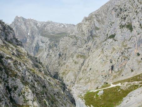 Ena lepših gorskih poti v Evropi
