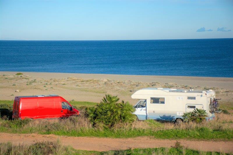 Playa de Santa Clara Potujoči brlog