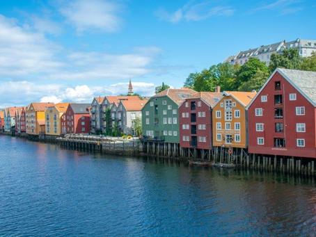 4. teden na Norveškem