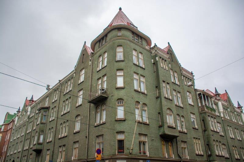 Design district Helsinki Potujoči brlog