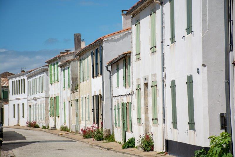 Sainte-Marie-de-Re Ile de Re Potujoči brlog