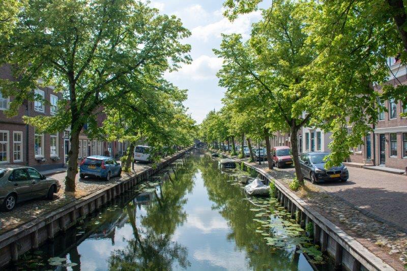 Edam Potujoči brlog Nizozemska