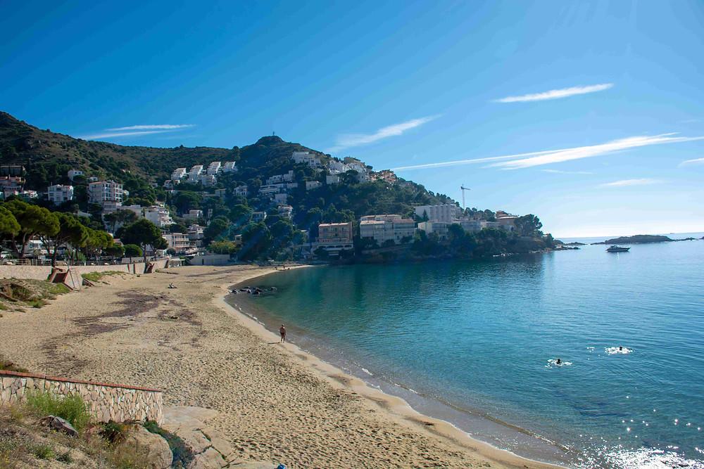 Španija peščena plaža