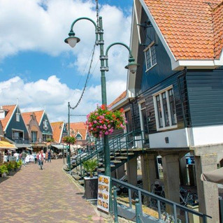 Nizozemska Potujoci brlog