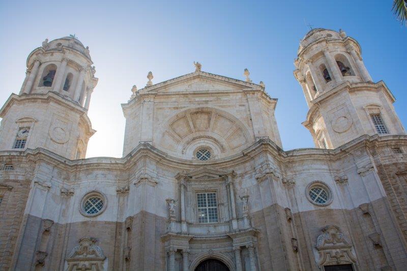 Katedrala Cadiz Potujoči brlog