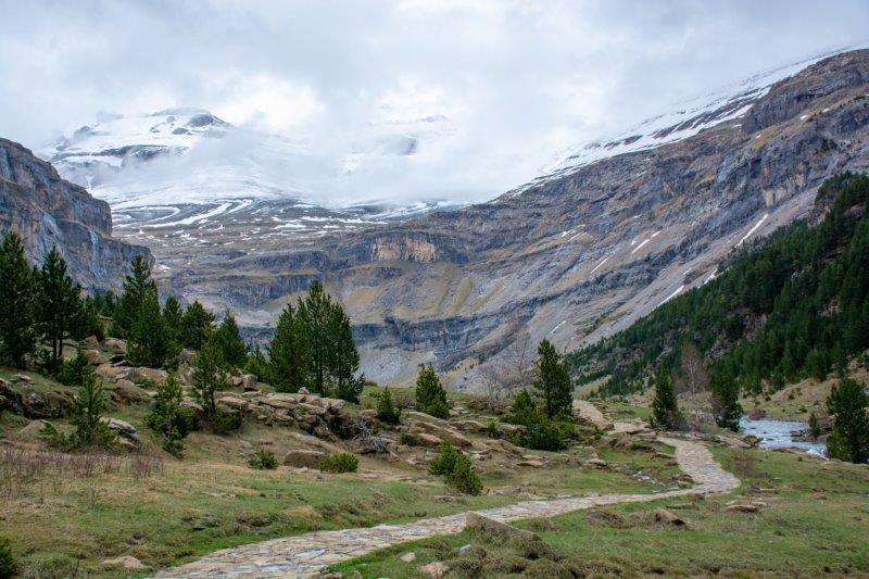 Nacionalni park Ordesa Potujoči brlog