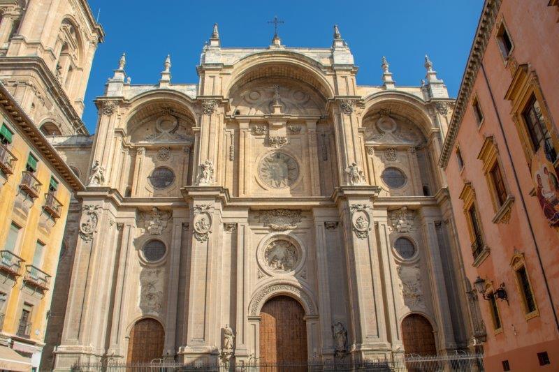 Granada katedrala potujoči brlog
