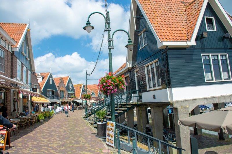 Volendam Potujoči brlog Nizozemska