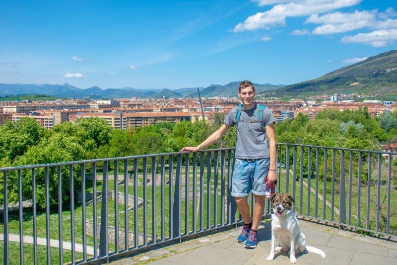 Obzidje Pamplona Potujoči brlog