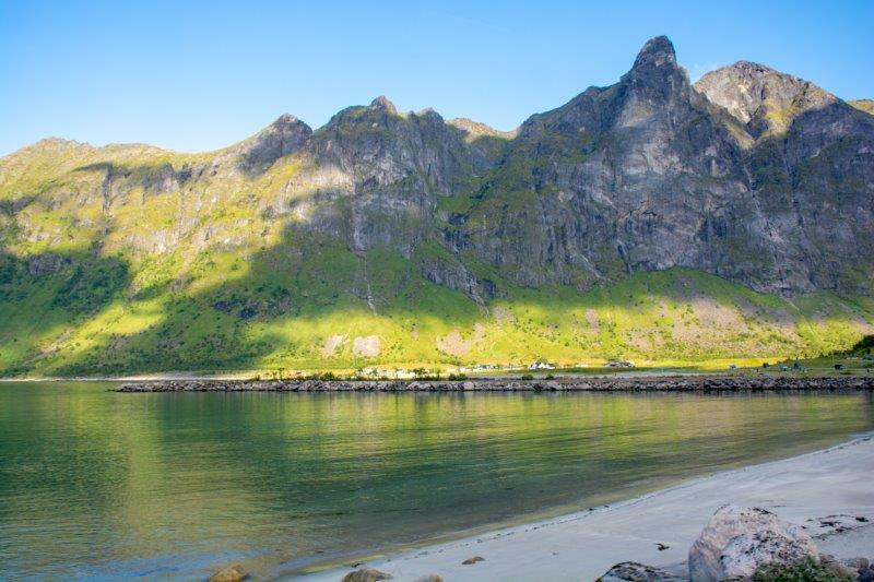 Ersfjord Senja Potujoči brlog