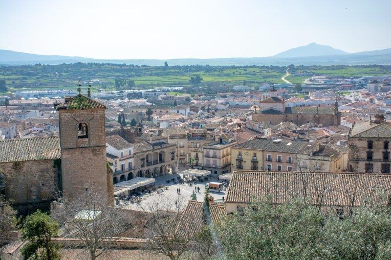 Grad Trujillo Potujoči brlog