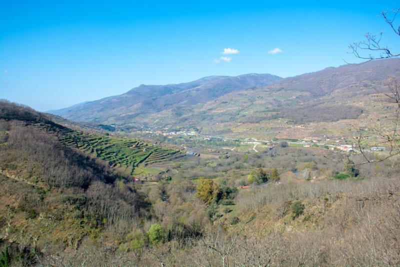 Ruta la Garganta de los Infiernos Potujoči brlog Jerte