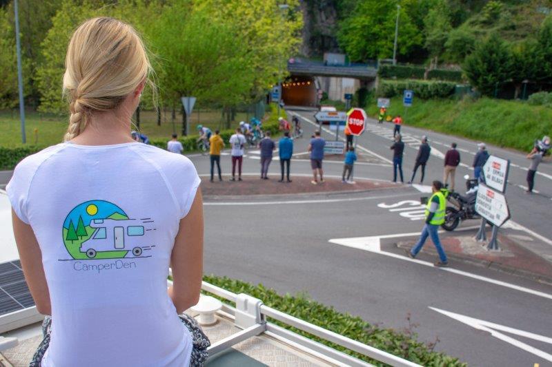 Kolesarska dirka po Baskiji Potujoči brlog
