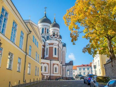 Estonija | Talin, Parnu, Viljandi, otok Saaremaa in močvirja