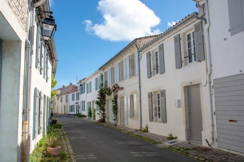 Saint-Martin-de-Re Ile de Re Potujoči brlog