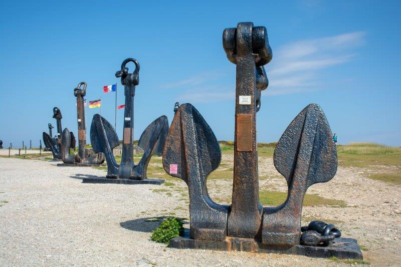 Atlantic Battle Memorial Museum Potujoči brlog