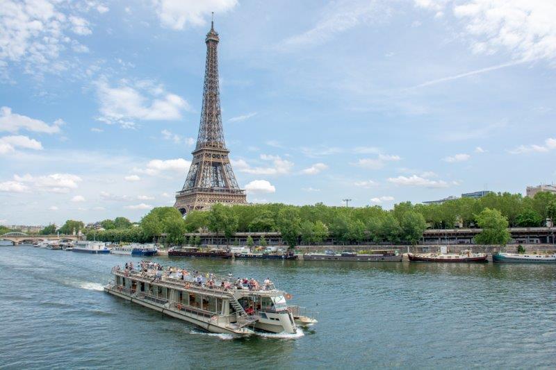 Siene Eiffel tower stolp Pariz Potujoči brlog