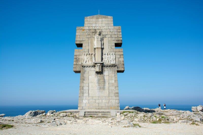 Croix de Pen Hir Potujoči brlog