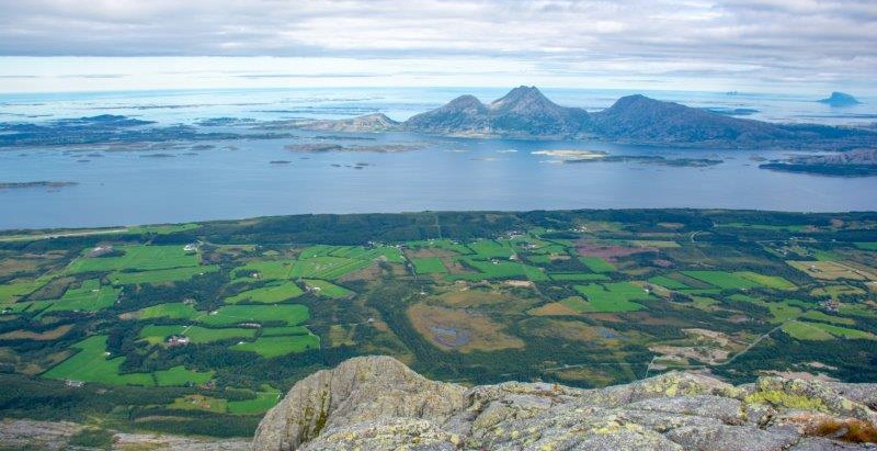 5. teden na Norveškem