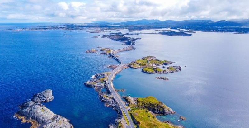 3. teden na Norveškem
