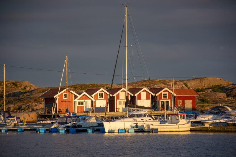Kungshavn Potujoči brlog