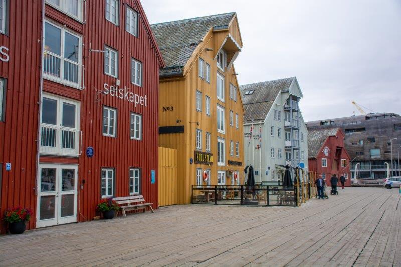 Tromso Potujoči brlog
