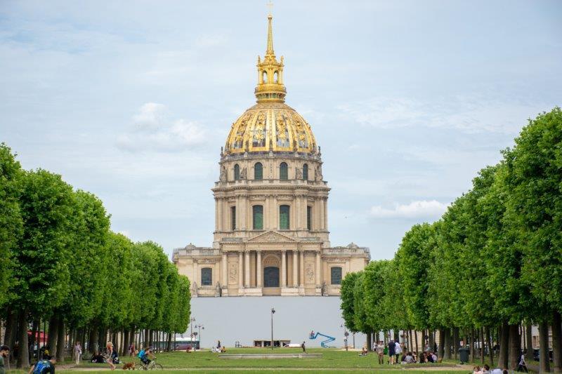 Pantheon Pariz Potujoči brlog