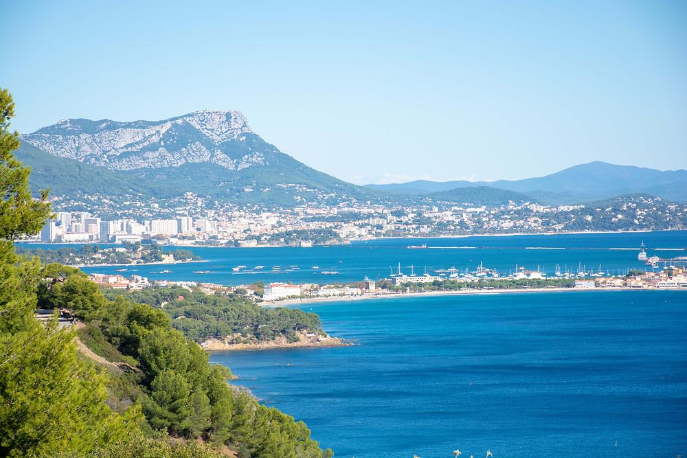 Pogled na Toulon potujoci brlog