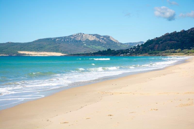 Tarifa plaža potujoči brlog