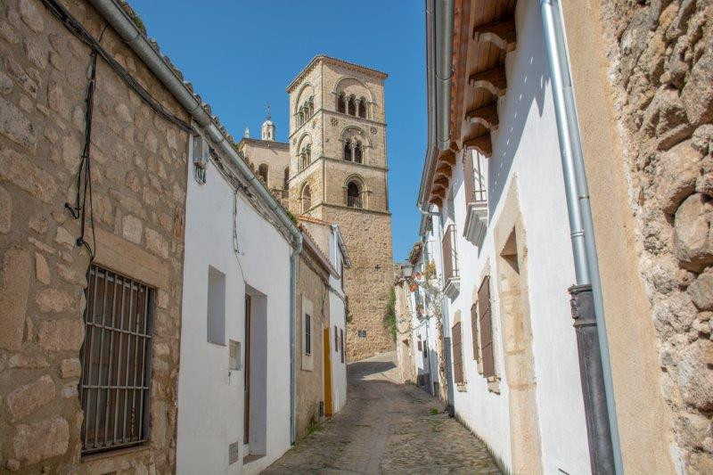 Santa Maria la Mayor trujillo Potujoči brlog