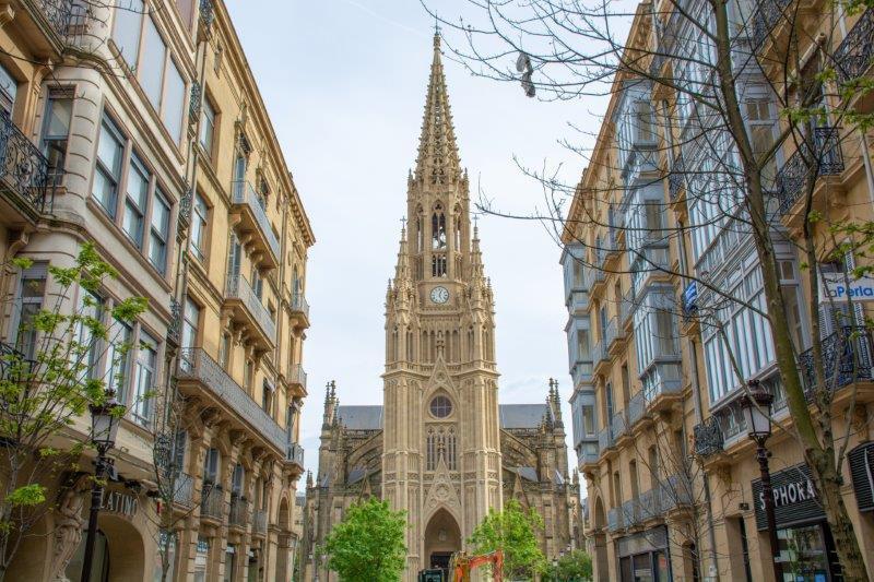 San Sebastian katedrala Potujoči brlog
