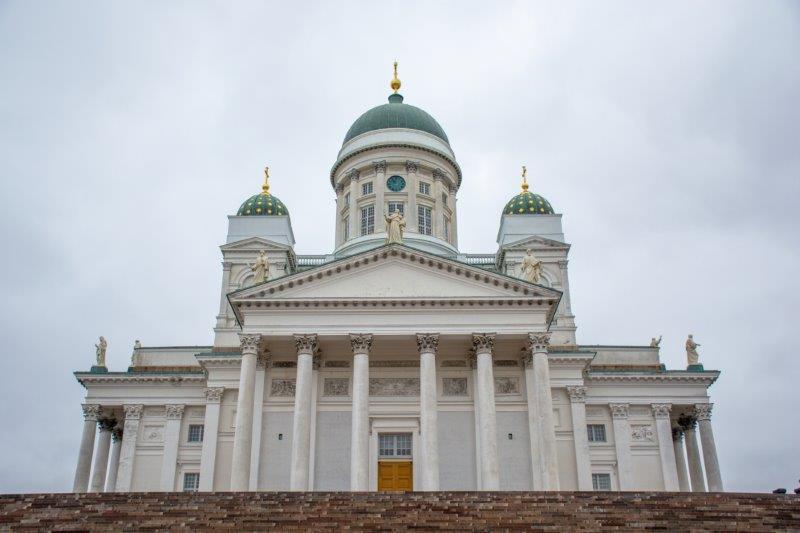 Katedrala Helsinki Potujoči brlog