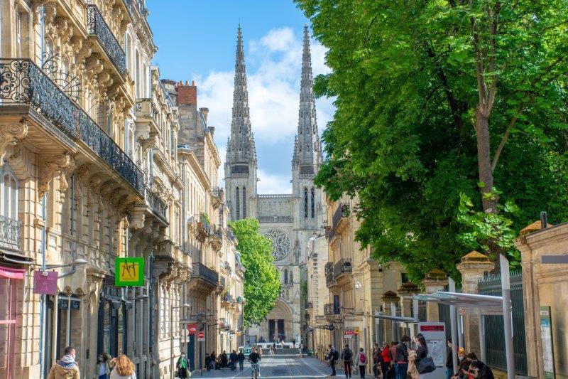 Katedrala Bordeaux Potujoči brlog